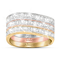 Timeless Love Diamond Ring