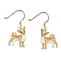 Best In Show Chihuahua Earrings