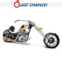 San Francisco Giants 2010 World Series Chopper Figurine
