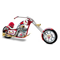 St. Louis Cardinals 2011 World Series Chopper Figurine