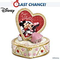 Disney's Let Me Call You Sweetheart Music Box