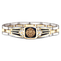 Firefighters Men's Bracelet