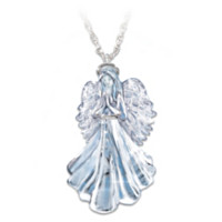 Loving Guardian Pendant Necklace