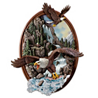 Thundering Falls Wall Decor