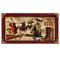 John Wayne: Western Essentials Wall Decor