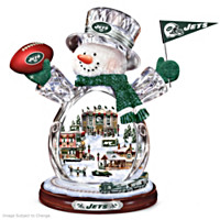 New York Jets Figurine
