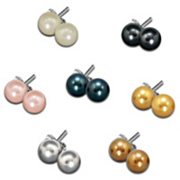 Perfect Pearls Earrings