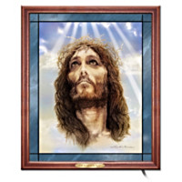 Live In The Light Of The Lord Wall Decor