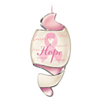 Journey Of Hope Diamond Ornament