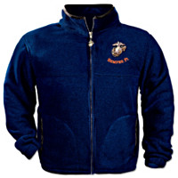 USMC Leatherneck Pride Men's Jacket