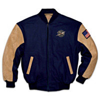 History Of Aviation Men's Jacket