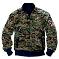 Marine Corps Pride Men's Jacket