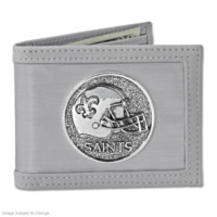 New Orleans Saints Men's Wallet