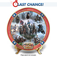Civil War 150th Anniversary Collector Plate