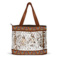 Spirits Of The Wilderness Tote Bag