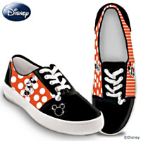 Disney Retro Mickey & Minnie Women's Shoes