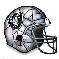 Oakland Raiders Lamp