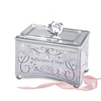 Reflections Of Hope Music Box