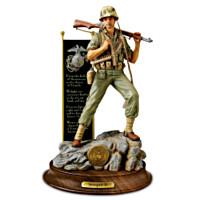 Marine Corps Pride Sculpture
