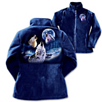 Voices Of Moonlight Women's Jacket