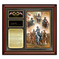 Civil War 150th Anniversary Commemorative Plaque Wall Decor