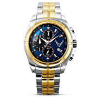 U.S. Air Force Commemorative Men's Watch