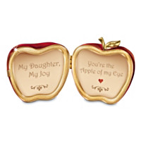 Apple Of My Eye Music Box