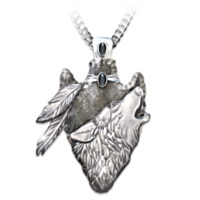 Sacred Courage Pendant Necklace