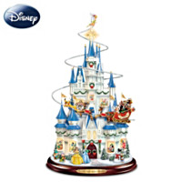 Disney Twas The Night Before Christmas Tabletop Centerpiece