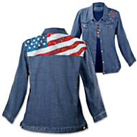 American Sparkle Women's Jacket