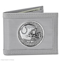 Indianapolis Colts Men's Wallet