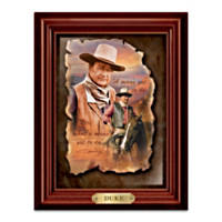 John Wayne Duke Wall Decor