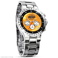 Oklahoma State Cowboys Men's Collector's Watch