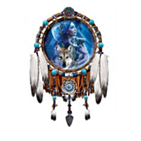 Moonlight Vision Collector Plate