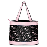 Hope Takes Flight Tote Bag