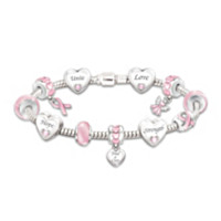 Hearts Of Hope Bracelet