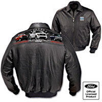 Built Tough Ford Truck Men's Jacket