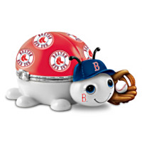 Boston Red Sox Love Bug Music Box