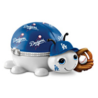Los Angeles Dodgers Love Bug Music Box