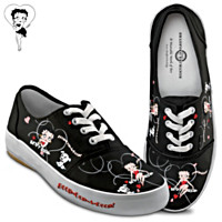 Betty Boop Women's Shoes