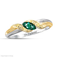 Pride Of The Packers Embrace Ring