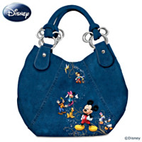 Disney Magic Denim Purse