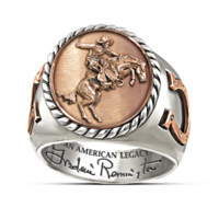 Frederick Remington Legacy Ring
