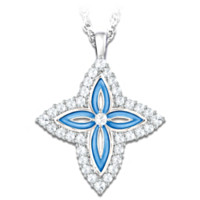 Precious Faith Pendant Necklace