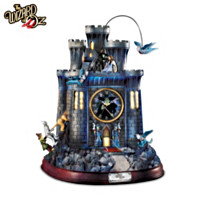Wizard Of Oz Bewitching Hours Clock