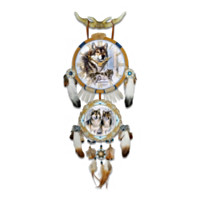 Timeless Spirits Wall Clock