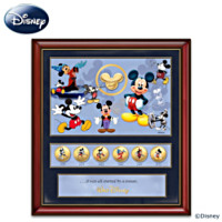 Disney Mickey Mouse: 85th Anniversary Wall Decor