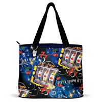 Lucky And Loving It Tote Bag