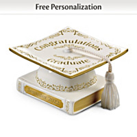Congratulations Graduate Personalized Music Box