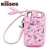 KISSES For My Granddaughter Wristlet